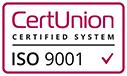 ISO 9001:2015 tanusitvany