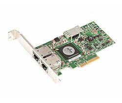 Dell Broadcom 5709 PCI-E Dual-Port Hálózati kártya High Profile