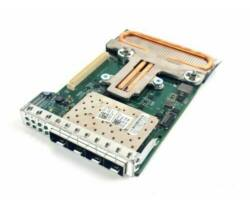 Dell Emulex OneConnect OCM14104B-U1-D Quad Port 10GB SFP+ Hálózati kártya