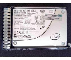 "HPE OEM Intel DC S4600 1.92TB SATA SSD 6Gbps 2.5"" NEW"