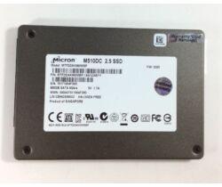 """Micron M510DC MTFDDAK960MBP 960GB SATA SSD 6Gbps 2.5"""""""