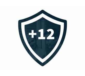 Kiterjesztett garancia: +12 hónap