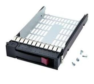 "HP Proilant DL ML G3 G4 G5 G6 G7 LFF 3.5"" SAS/SATA HDD Keret"
