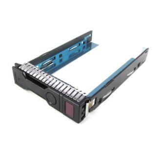 "HP Proilant DL ML G8 G9 LFF 3.5"" SAS/SATA HDD Keret"