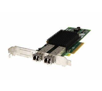 HP Emulex 82E HBA 8GB Fibre Channel FC PCI-E X8 Two SFP+ Hálózati kártya