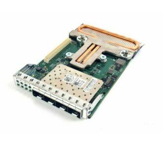 Dell Emulex OneConnect Quad Port 10GB SFP+ Hálózati kártya
