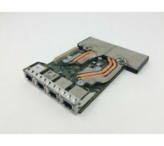 Dell Broadcom BCM57800-T 4-Port 2x10GbE; 2x1GB RJ45 Hálózati kártya