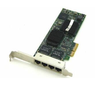 Dell Intel PRO/1000 VT Quad-Port PCI-e Gigabit Hálózati kártya