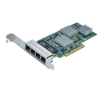 Supermicro 4 Ports Gigabit Ethernet Hálózati kártya - High Profile