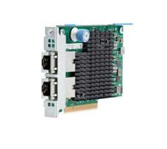 HP Ethernet 10GB 2P 561FLR-T PCI-E 2.1 X8 Flexiblelom Adapter