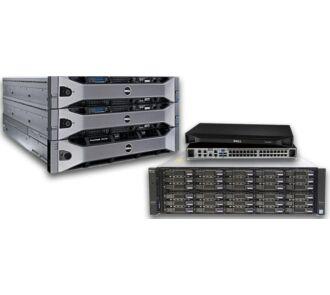 Dell PowerEdge -  Magas rendelkezésre állású komplett rendszer I.