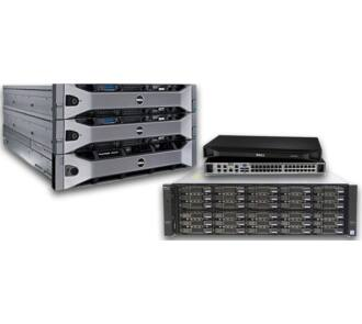 HP ProLiant -  Magas rendelkezésre állású komplett rendszer I.