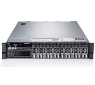 Dell PowerEdge R820 (16xSFF) - HIGH PERFORMANCE