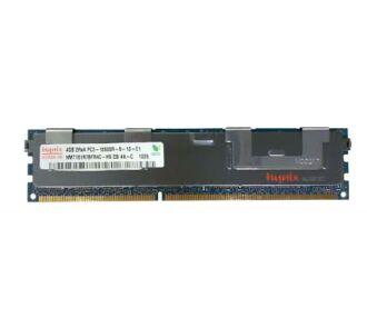 Hynix 4GB (1x4GB) PC3-10600R 1333Mhz 2Rx4 RDIMM 1.5V ECC RAM