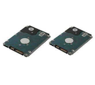2x Dell OEM 600GB 10k 6Gbps SAS HDD + Dell LFF HDD keret