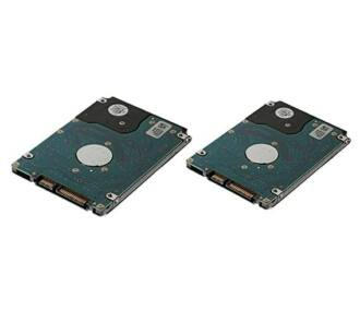 2x 600GB 10k 12Gbps SAS HDD NEW + Dell SFF HDD keret