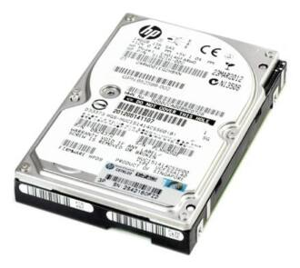 "HP OEM Hitachi Ultrastar C15K147 HUC151414CSS600 146GB 6Gbps 15k RPM 2.5"""
