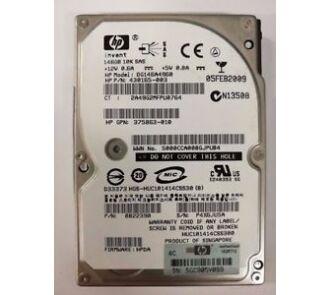 """HP OEM Seagate SAVVIO 10K.2 ST9146802SS 146GB 3Gbps 10k RPM 2.5"""""""