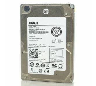 "Dell OEM Seagate Savvio 15K.3ST9300653SS300GB 15k RPM 64MB Cache SAS 6Gb/s 2.5"""