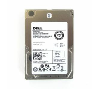 "Dell OEM Seagate Savvio 10K.3 ST9300603SS 300GB SAS 6Gbps 10k RPM 2.5"""