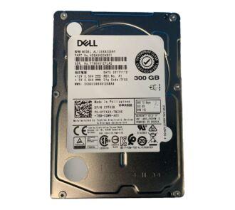 "Dell OEM ToshibaAL13SXB30ENY300GB 15k RPM 128MB Cache SAS 12Gb/s 2.5"""