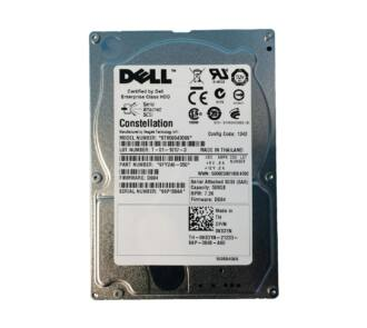 """Dell OEM Seagate Constellation ST9500430SS 500GB SAS 6Gbps 7.2k RPM 2.5"""""""