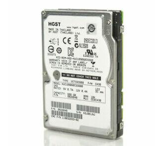 "HGST Ultrastar C10K900 HUC109060CSS600 600GB SAS 6Gbps 10K RPM 2.5"""