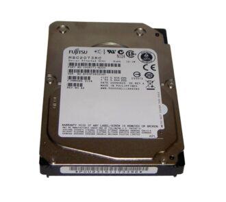 """Fujitsu MBC2073RC 73GB SAS 3Gbps 15k RPM 2.5"""""""