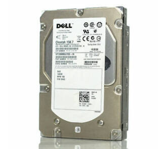 "Dell OEM Seagate Cheetah 15K.7 ST3300657SS-H 146GB SAS 3Gbps 15K RPM 3.5"""