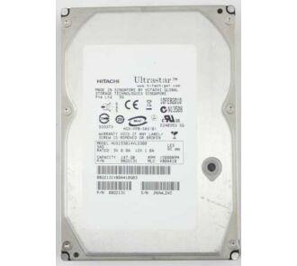 "Hitachi Ultrastar HUS153014VLS300 147GB SAS 3Gbps 15K RPM 3.5"""