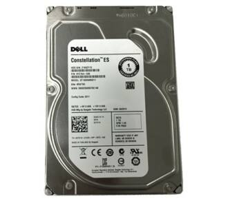 Dell OEM Seagate Constellation ES.3 ST1000NM0023 1TB NL SAS 6Gbps 7.2K RPM 3.5""