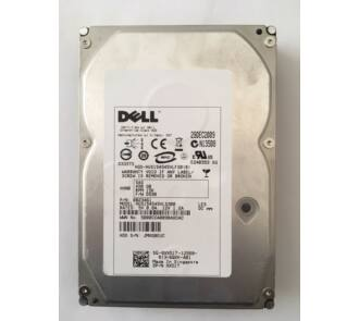 Dell OEM Hitachi HUS154545VLS300 450GB SAS 3Gbps 15k RPM 3.5""