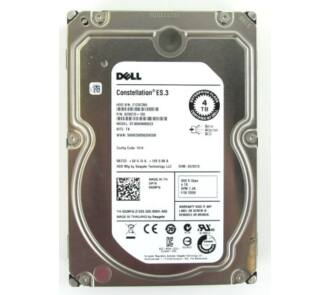 Dell OEM Constellation ES.3 ST4000NM0023 128MB Cache 4TB NL SAS 6Gbps 7.2k RPM 3.5""