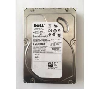 Dell OEM Seagate Constellation ES ST3500414SS 500GB NL SAS 6Gbps 7.2k RPM 3.5""