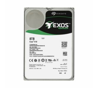 "Seagate Exos X10 ST8000NM0156 256MB Cache 8TB NL SAS 12Gbps 7.2K RPM 3.5"" NEW"