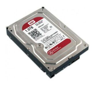 "Western Digital RED WD10EFRX 1TB SATA3 6Gbps 5.4K RPM 3.5"""