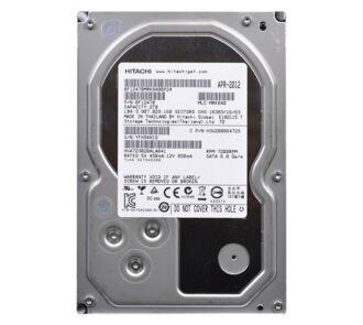 "Hitachi Ultrastar 7K3000 HUA723020ALA641 2TB 64MB SATA3 6Gbps 7.2k RPM 3.5"""