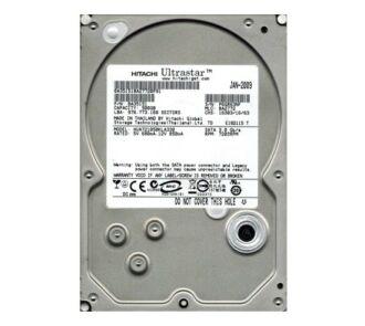 """Hitachi HUA721050KLA330 500GB SATA 3Gbps 7.2k RPM 3.5"""""""