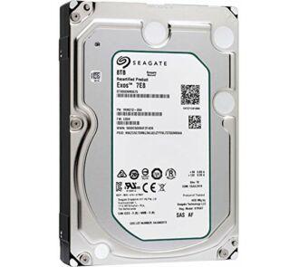 Seagate Exos 7E8 Enterprise Capacity ST8000NM0055 8TB 256MB Cache 6Gpbs 7.2K RPM SATA NEW