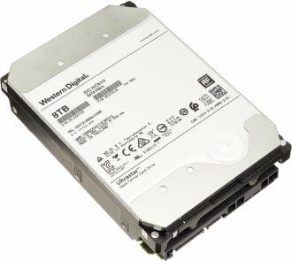 "Western Digital Ultrastar He10 HUH721008ALE600 256MB Cache 8TB SATA 6Gbps 7.2K RPM 3.5"" NEW"