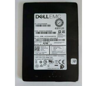 """Dell EMC Micron 5300 PRO MTFDDAK480TDS 480GB SATA 512e 6Gbps 2.5"""" Read Intensive SSD NEW"""
