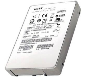 "HGST HUSMM8080ASS201 800GB 12Gbps 2.5"" SAS SSD"