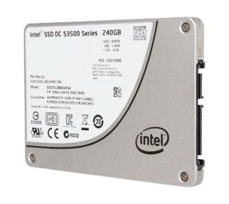 """Intel SSD DC S3500 SSDSC2BB240G4 240GB SATA 6Gbps Read Intensive 2.5"""""""