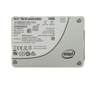 """Intel DC-S4500 SSDSC2KB240G7 240GB SATA 6Gbps 2.5"""" Read Intensive SSD"""