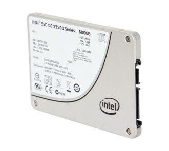 """Intel DC S3500 SSDSC2BB600G401 600GB SATA SSD 6Gbps 2.5"""" NEW"""