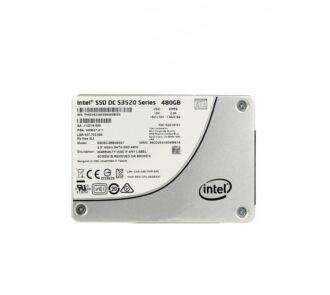 """Intel SSD DC S3520 SSDSC2BB480G7N 480GB SATA 6Gbps Mix Use 2.5"""""""