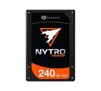 "Seagate Nytro 1551 XA240ME10003 240GB 2.5"" 6Gbps SATA SSD NEW Recertified"