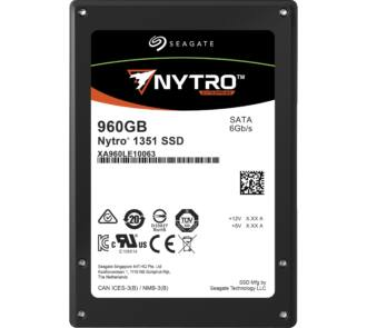 "Seagate Nytro 1351 XA960LE10063 960GB 6Gbps 2.5"" Mix Use SATA SSD NEW"