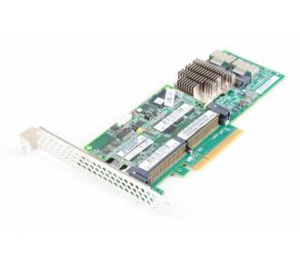 HP Proliant Smart Array P420 Internal PCI-e SAS Controller + HP Smart Array P222/P420 1GB FBWC Cache Module
