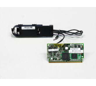 HP Flash Backed Write Cache FBWC Battery Pack Capacitor Module + HP ProLiant 1GB Flash Backed Write Cache